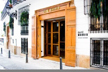 Cafe Madrid en Marques House 3jpg