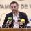 El concejal de Control Administrativo, Carlos Galiana, ha dado a conocer los resultados del Barómetro Municipal dedicado a la pandemia