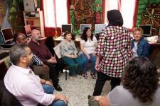 Programa pobresa i exclusió social. El col·lectiu Tetuán-Ventilla dóna suport als nens, joves i famílies del districte de Tetuán a Madrid.