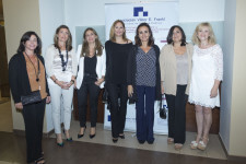 Cristina Martinez Laviña, Ana Darder, Mercedes Gimenez Soler, Beatriz García, Lourdes Herrero, Mª Luisa Martinez, Virtudes Valero