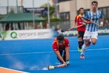 Cuatro de las mejores selecciones de hockey preparan en Valencia la Copa del Mundo.