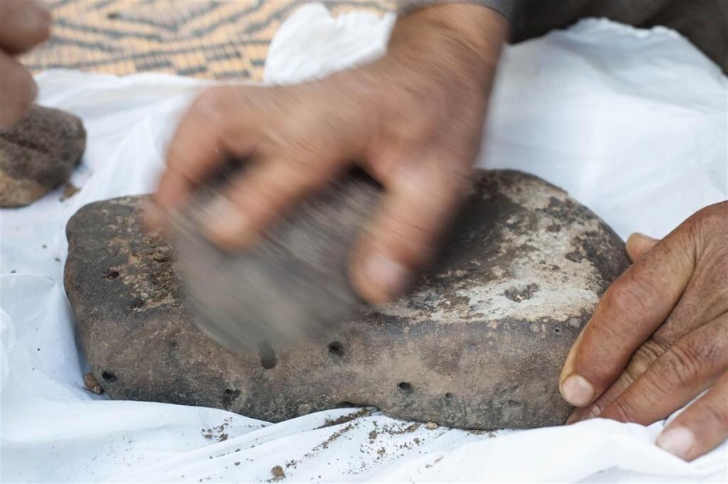 El pan más antiguo del mundo, de 14.400 años de antigüedad, es anterior a la agricultura (5)