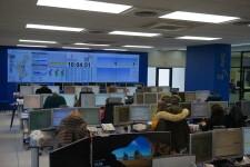 Emergencias refuerza un la sala del 112 con motivo de la víspera de Todos los Santos