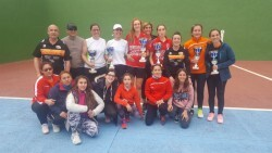 Equipos Frontenis Femenino Buñol
