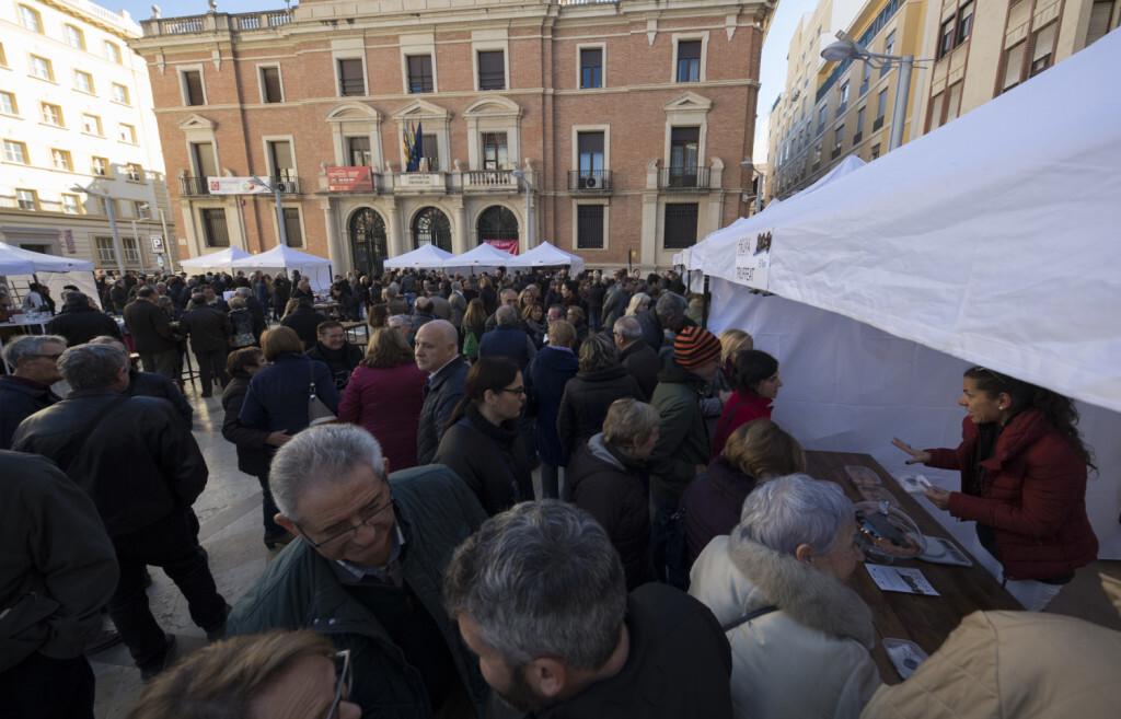 Feria Trufa en la Diputación