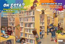 Gimcana biblio prehist 28 oct_cartell