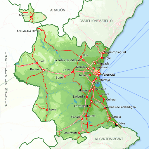 Mapa-Oliva