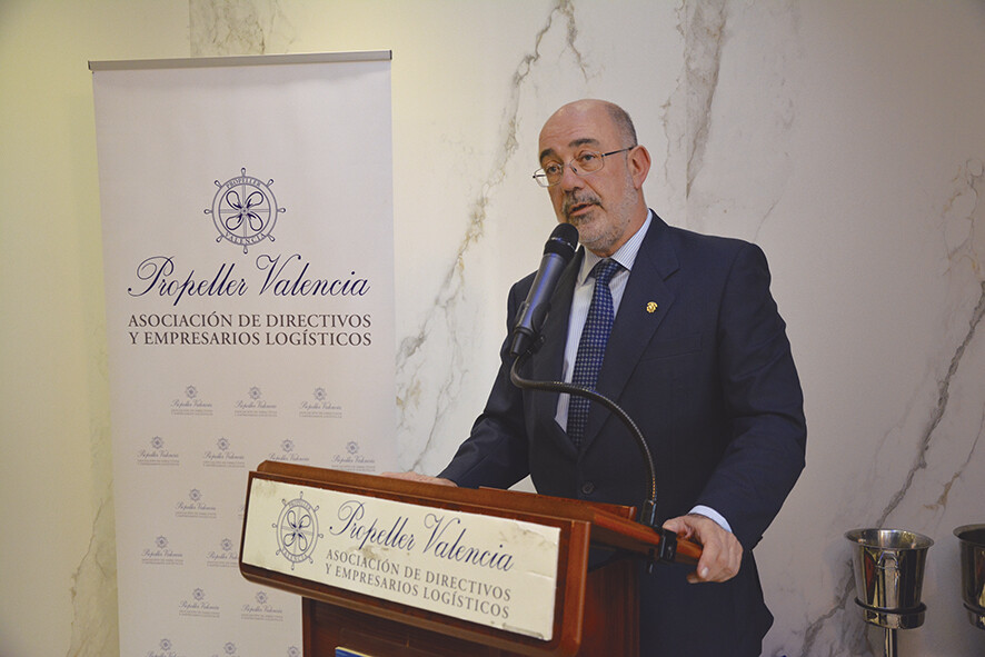 Pedro Coca, presidente de Propeller Valencia