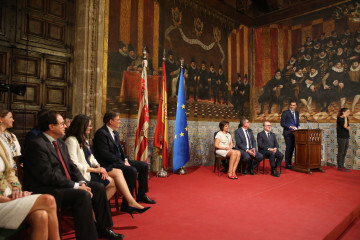 Pedro Sánchez puig participa en los actos de conmemoración del Día de la Comunidad Valenciana (10)