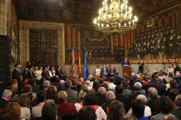Pedro Sánchez puig participa en los actos de conmemoración del Día de la Comunidad Valenciana (11)