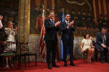 Pedro Sánchez puig participa en los actos de conmemoración del Día de la Comunidad Valenciana (13)