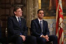 Pedro Sánchez puig participa en los actos de conmemoración del Día de la Comunidad Valenciana (6)