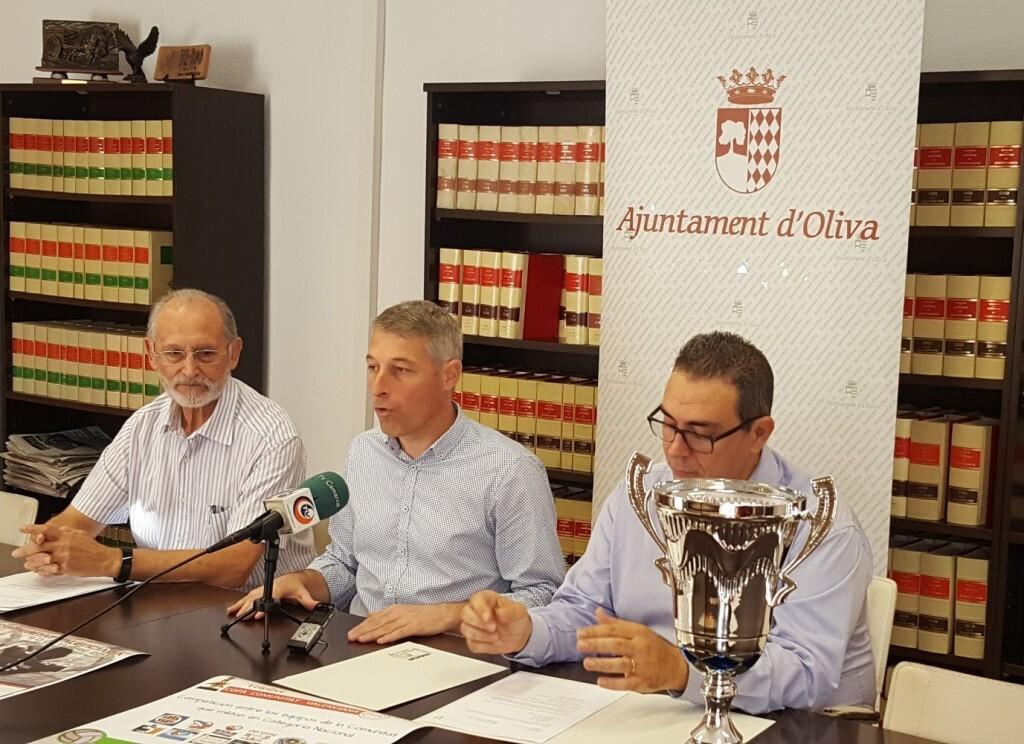 Presentacion Ayuntamiento Copa Comunitat