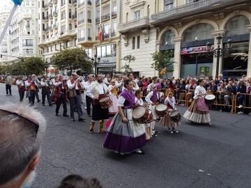 Procesión cívica y ofrenda floral a Jaume I (12)