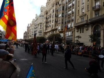 Procesión cívica y ofrenda floral a Jaume I (15)