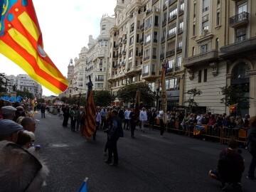 Procesión cívica y ofrenda floral a Jaume I (27)