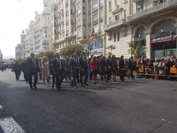 Procesión cívica y ofrenda floral a Jaume I (4)