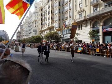 Procesión cívica y ofrenda floral a Jaume I (6)