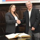 Visita vicepresidenta Equador