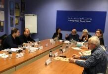 Reunión del Comité Permanente de Acción Humanitaria de la Comunidad Valenciana