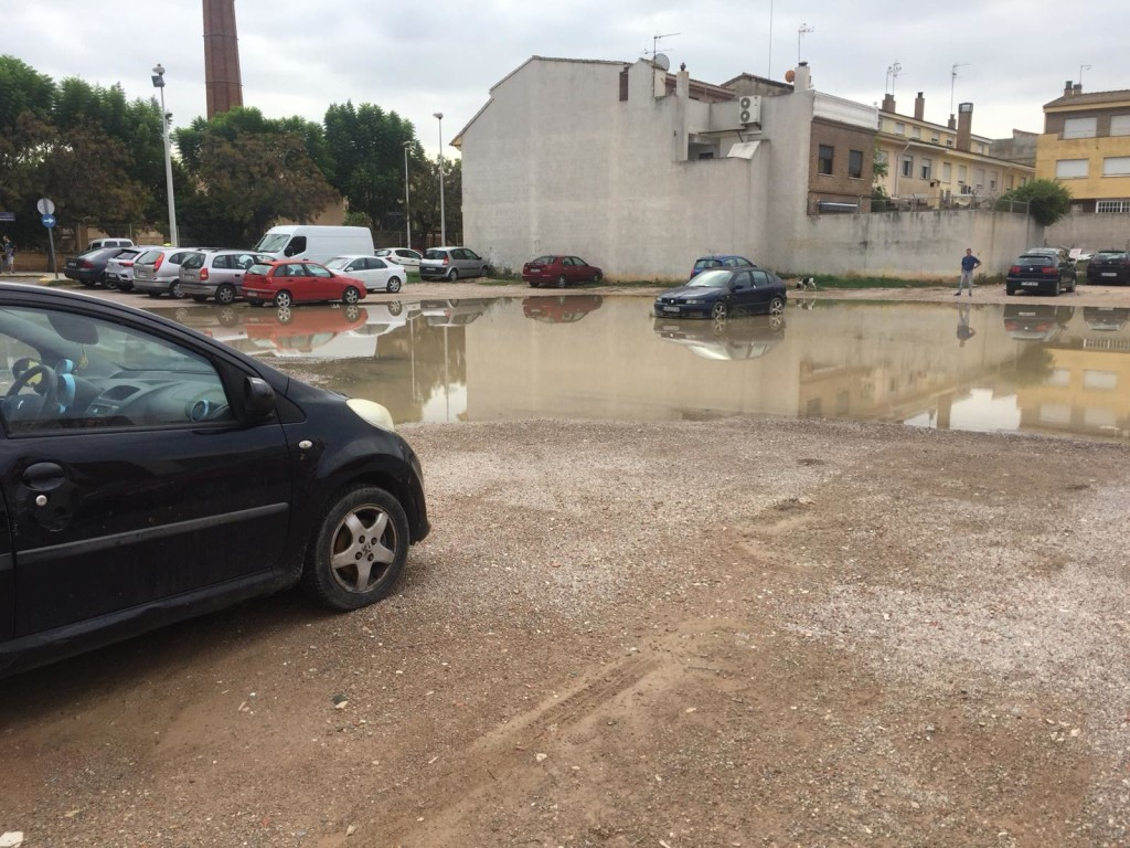 Solar Mestre Serrano Paiporta lluvias 1