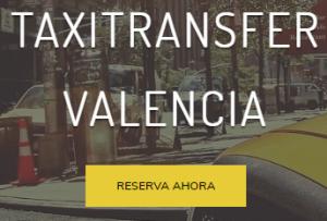 Taxi Transfer Valencia – Otro sitio realizado con WordPress