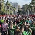 València volverá a expresar su compromiso contra la violencia de género con la III Marxa Contra el Maltractament.