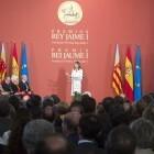 Los Premios Rei Jaume I se entregarán el 7 de noviembre con la esperada presencia de SSMM los Reyes