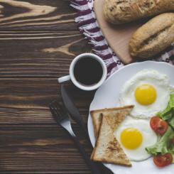 La mala calidad del desayuno empeora la salud cardiovascular en la infancia