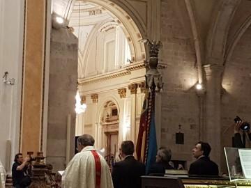 l Cardenal Cañizares preside el solemne Te Deum en la Catedral de Valencia con motivo del 9 de Octubre (11)