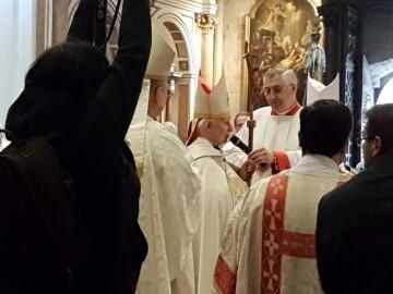 l Cardenal Cañizares preside el solemne Te Deum en la Catedral de Valencia con motivo del 9 de Octubre (6)