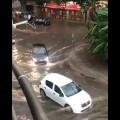 Los bomberos realizan achiques de agua en Oropesa y Onda y la Policía realiza realojos preventivos en Burriana