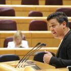 Mulet titlla Cosidó d'agredir políticament a qui no pensa com ell per mantenir la reprovació del portaveu de Compromís