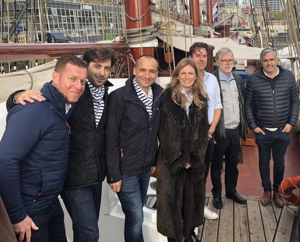 10-11-2018 Sète garanteix la presència de les seues famoses justes nàutiques en 'Escala a Castelló' en 2019-1