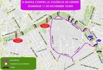 1109 Circuit de la III Marxa de Violència de Gènere