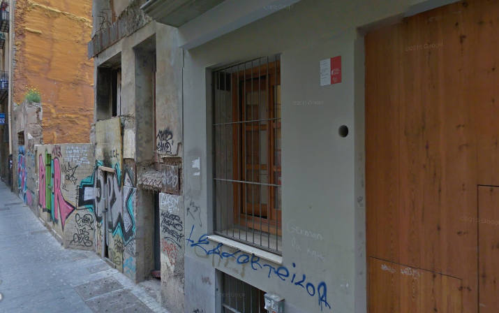 13 Calle Pintor Fillol Google Maps
