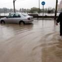 Las lluvias provocan retenciones en las entradas a València, con ocho kilómetros de atasco en la V-21