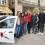 Oltra agradece al colectivo de taxistas su colaboración para luchar contra la violencia machista y de género