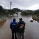 Estado de emergencia en la comarca valenciana de la Ribera tras las lluvias torrenciales