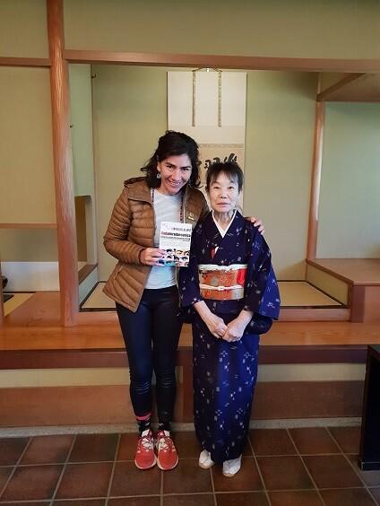 9 La antología de LIBRO, VUELA LIBRE en una casa de té japonesa