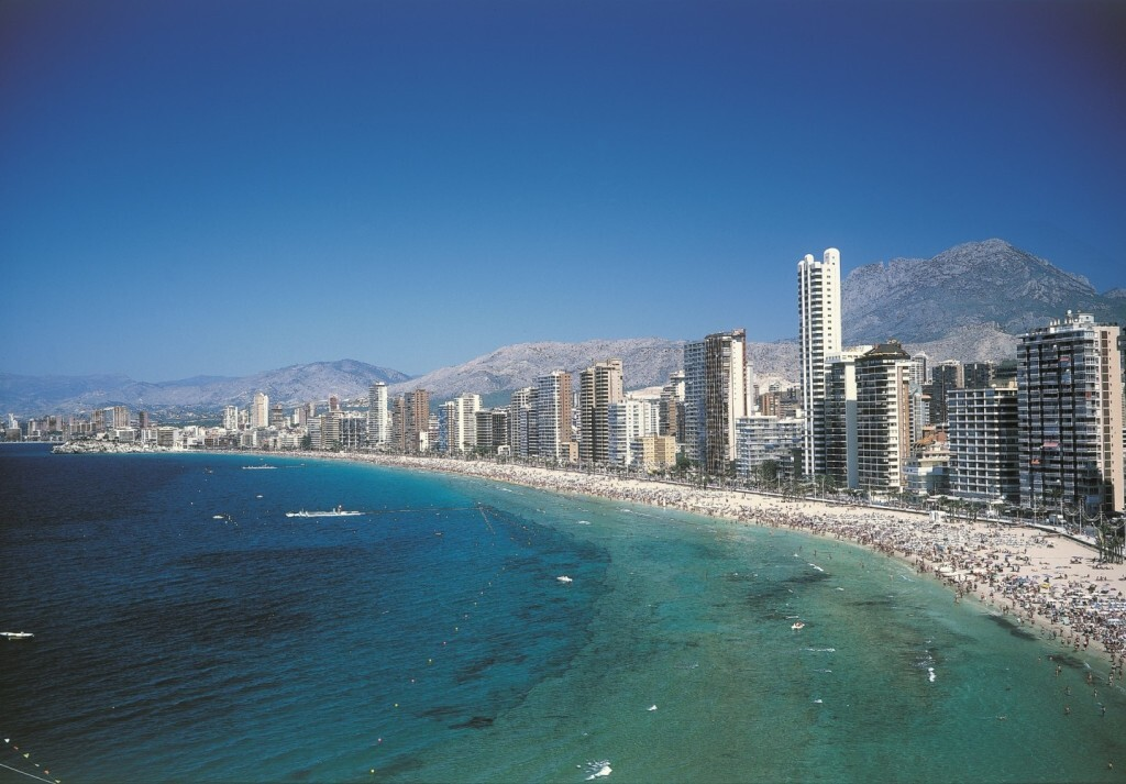 Benidorm_playa_levante
