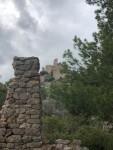 Cabanes rep 10.000 euros per catalogar i recuperar la pedra en sec del Castell i poblat de Miravet
