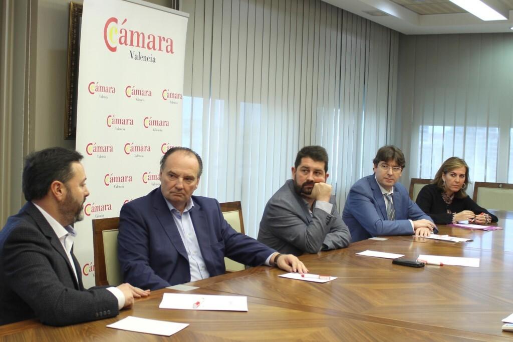 Convenio_Camara_Valencia_dinamizacion_comercio