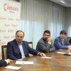 Economía colabora con la Cámara de Valencia para desarrollar planes de dinamización comercial a tres asociaciones