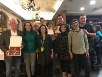 Entrega de premios Ecoelabora 2018