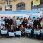 Alcaraz destaca que en 'els últims anys s'ha aconseguit un consens al voltant de la solidaritat i la cooperació del poble valencià'