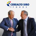 Siro y Cerealto se unen para transformar juntos el futuro de la alimentación a nivel global y crean Cerealto Siro Foods