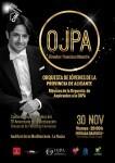 La Nucía Cartel concierto OJPA 2018
