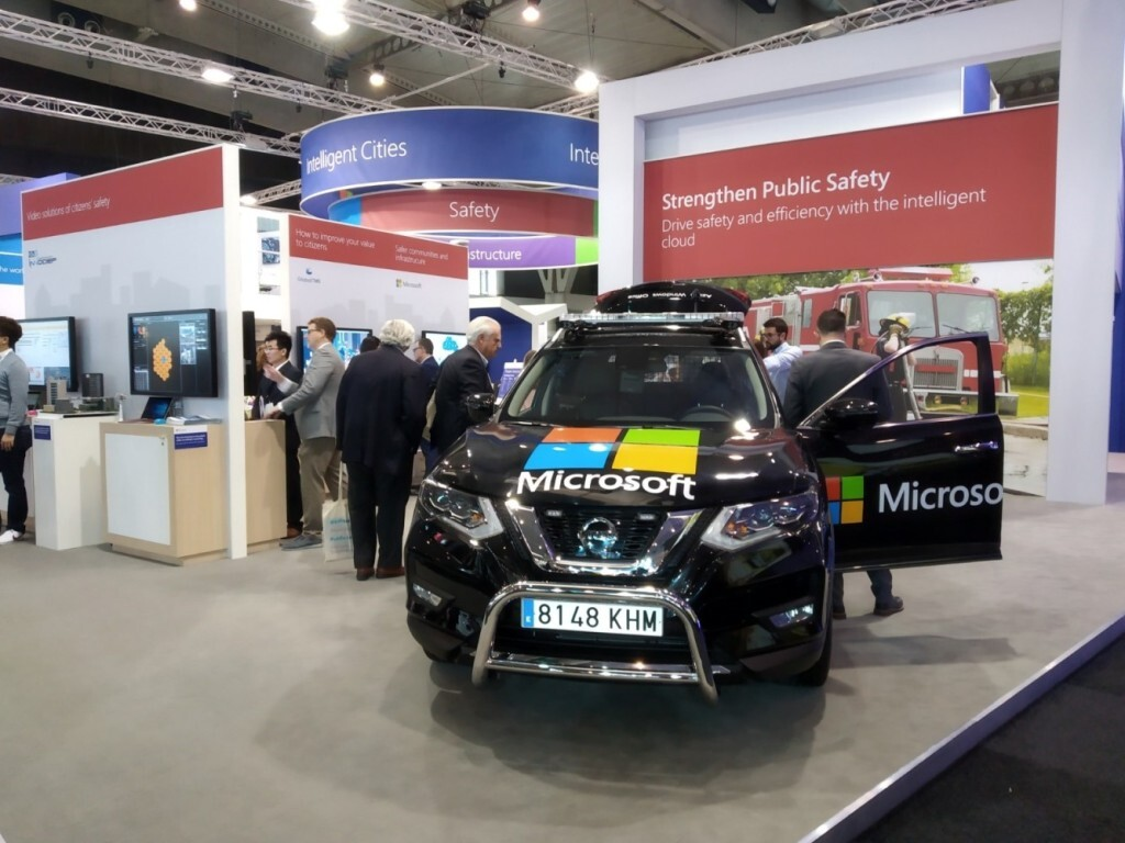 Microsoft en Smart City Expo