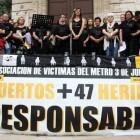 Vuit exdirectius del metro de València s'enfronten a gairebé quatre anys de presó per l'accident mortal